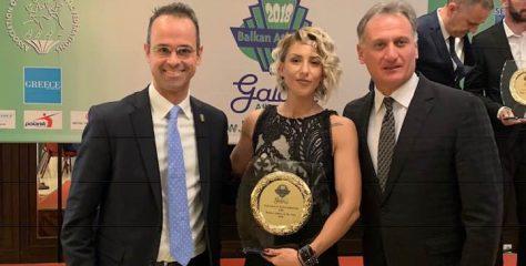 Παπαχρήστου και Γκουλίεβ κορυφαίοι αθλητές στα Βαλκάνια