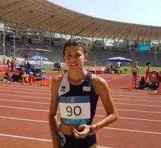 Νέο Παγκύπριο ρεκόρ κάτω των 18 ετών η Στυλιάνα