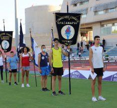 Με δύο Παγκύπρια Ρεκόρ η Πρώτη μέρα των Παγκυπρίων Αγώνων