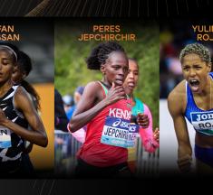 Οι 5 επικρατέστερες για τον τίτλο της κορυφαίας αθλήτριας στον κόσμο