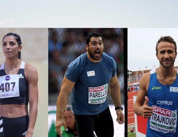 Ξαναμπαίνουν στη μάχη εξασφάλισης των ορίων για τους Ολυμπιακούς του Τόκιο