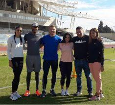 Αναχωρεί για τη Νότια Αφρική η ομάδα του Αντώνη Γιαννουλάκη