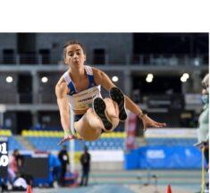 Αργυρό μετάλλιο και νέο παγκύπριο ρεκόρ η Φίλιππα Φωτοπούλου στο Βαλκανικό Κλειστού