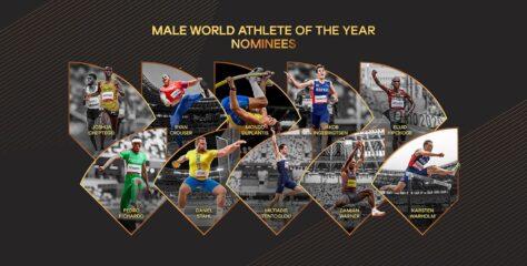 Οι 10 υποψήφιοι Κορυφαίοι Αθλητές στο 2021